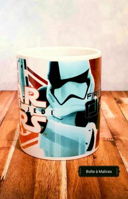 Mug stormtrooper star wars 4m