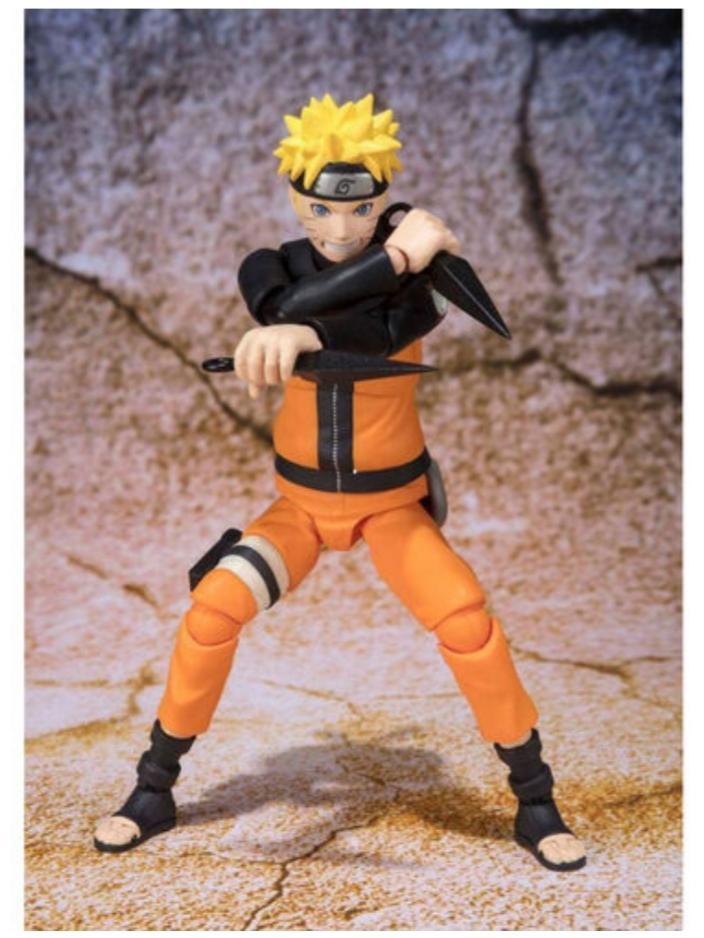 Naruto figurine de collection