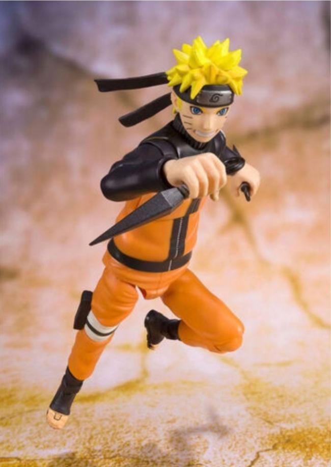 Naruto figurine