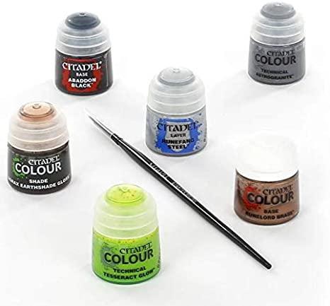 Necrons peinture warriors paints set