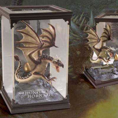 Noble collection harry potter creatures magiques dragon hungarian figurines harry potter