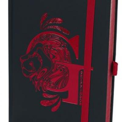 Note book gryffondor harry potter