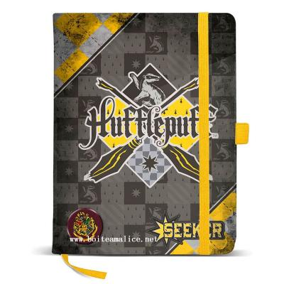 Notebbok quiddich hufflepuff harry potter