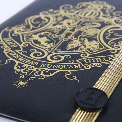 Notebook de luxe harry potter