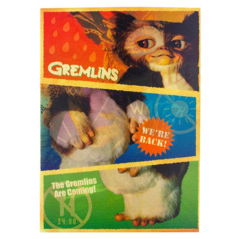 Notebook grimlins guizmo 1