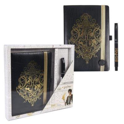 Notebook harry potter et stylo