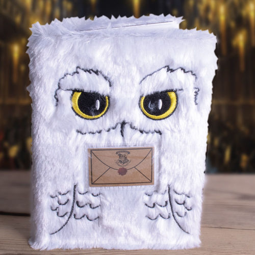 Notebook harry potter hedwige