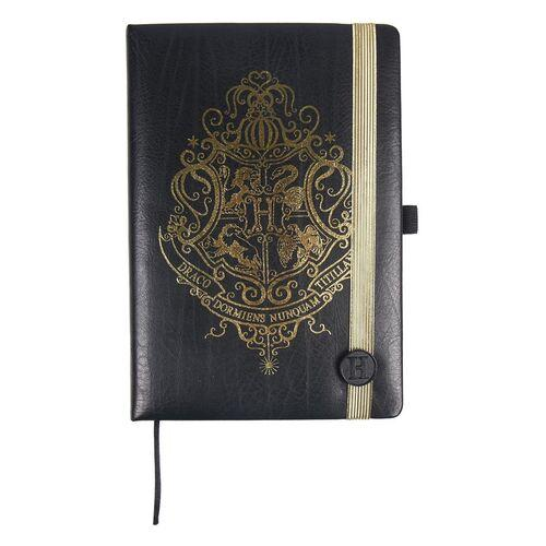 Notebook harry potter hogwarts