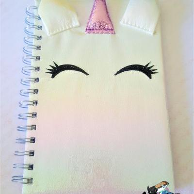 Notebook licorne