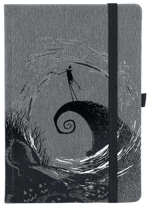 Notebook monsieur jack