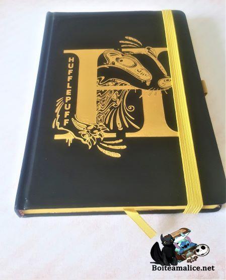 Notebook poufsouffle luxe