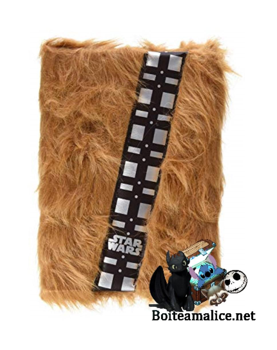 Notebook star wars shewbacca premium