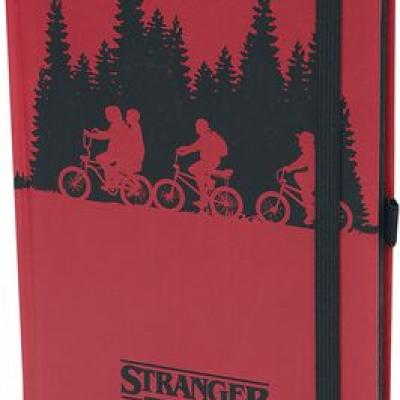 Notebook stranger things 1