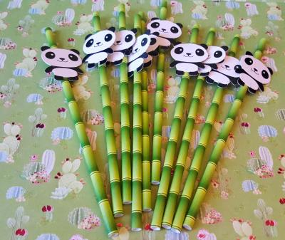 Paille panda