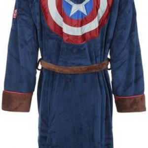Peignoir captain america 1