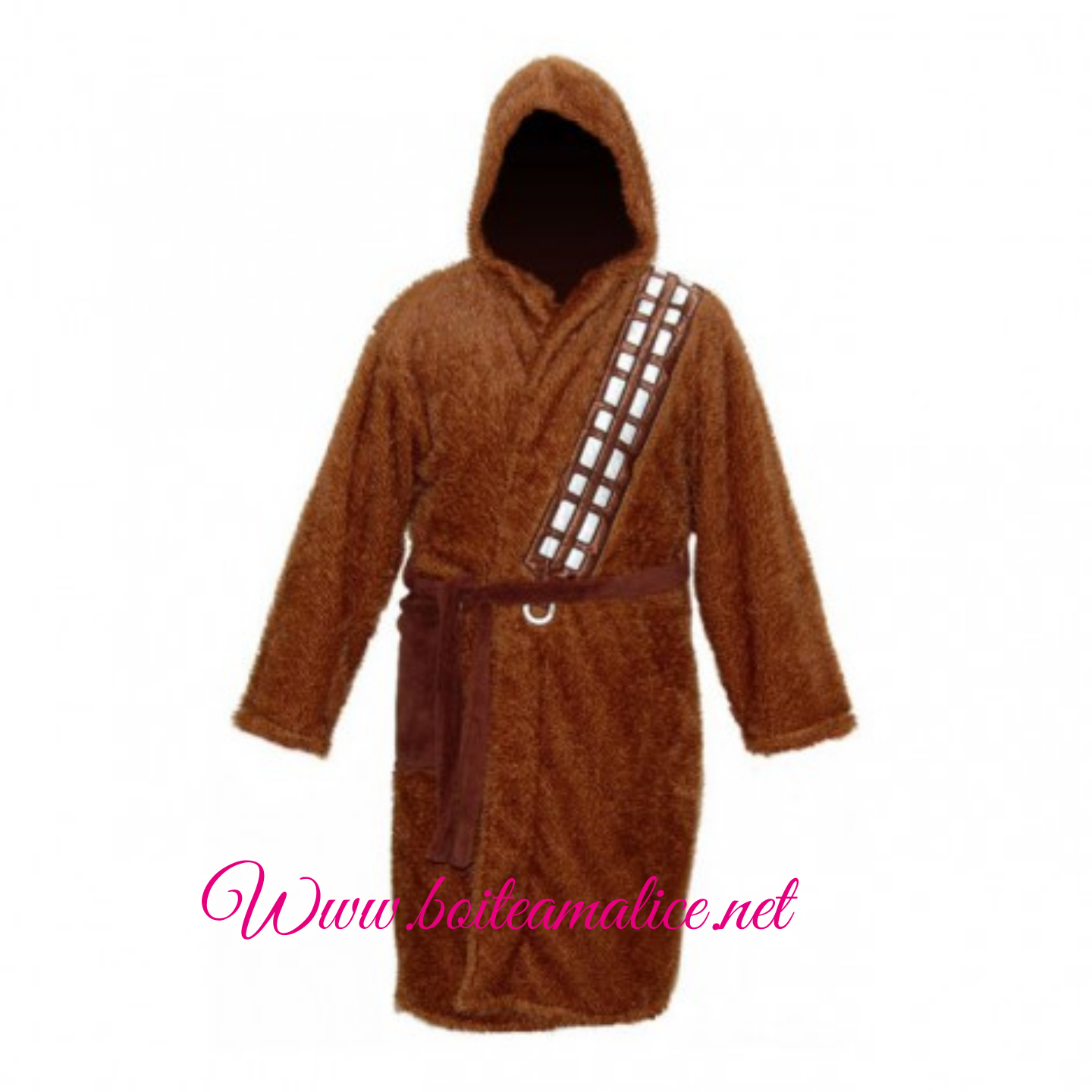 Peignoir star wars shewbacca