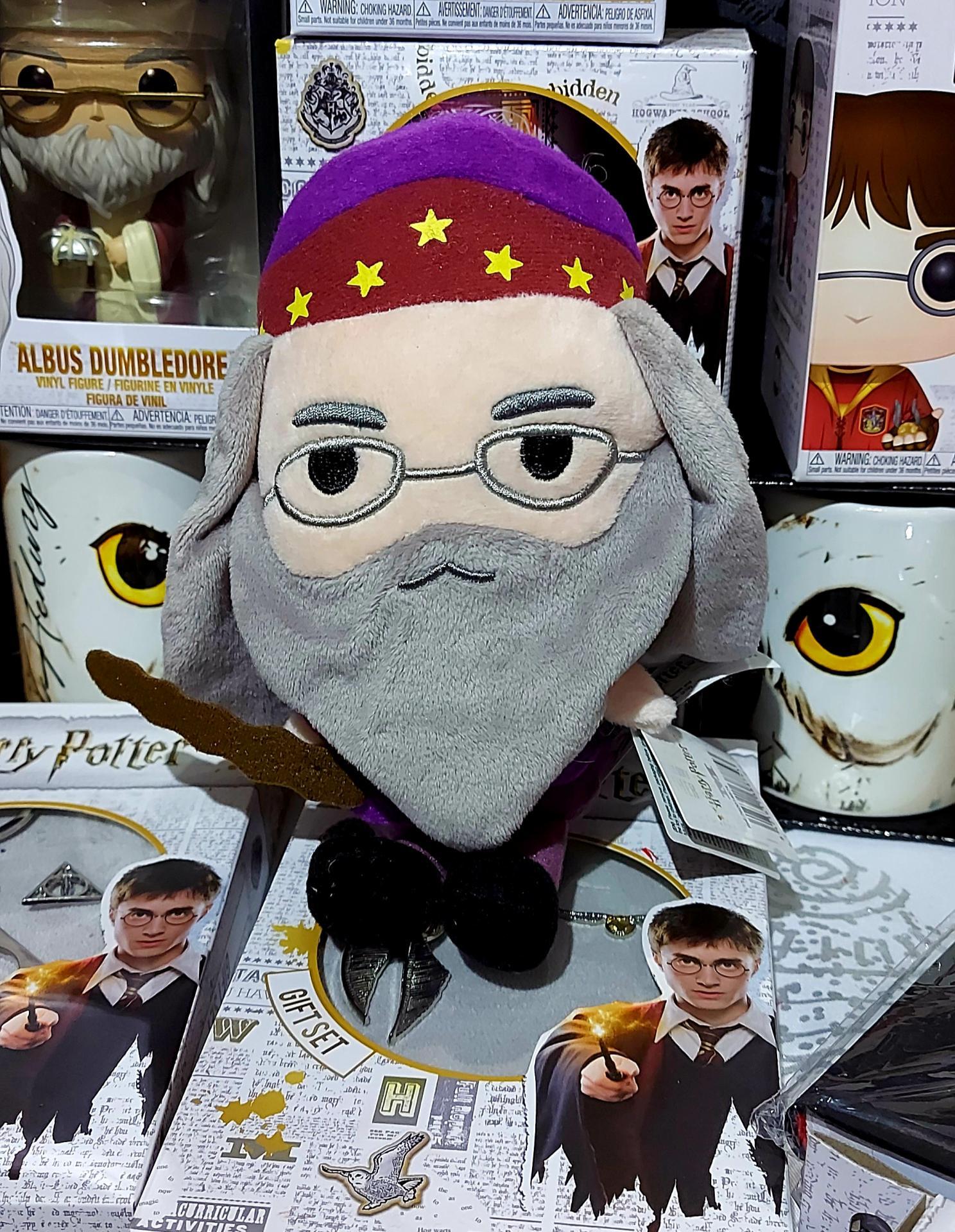 Peluche albus dumbledore harry potter