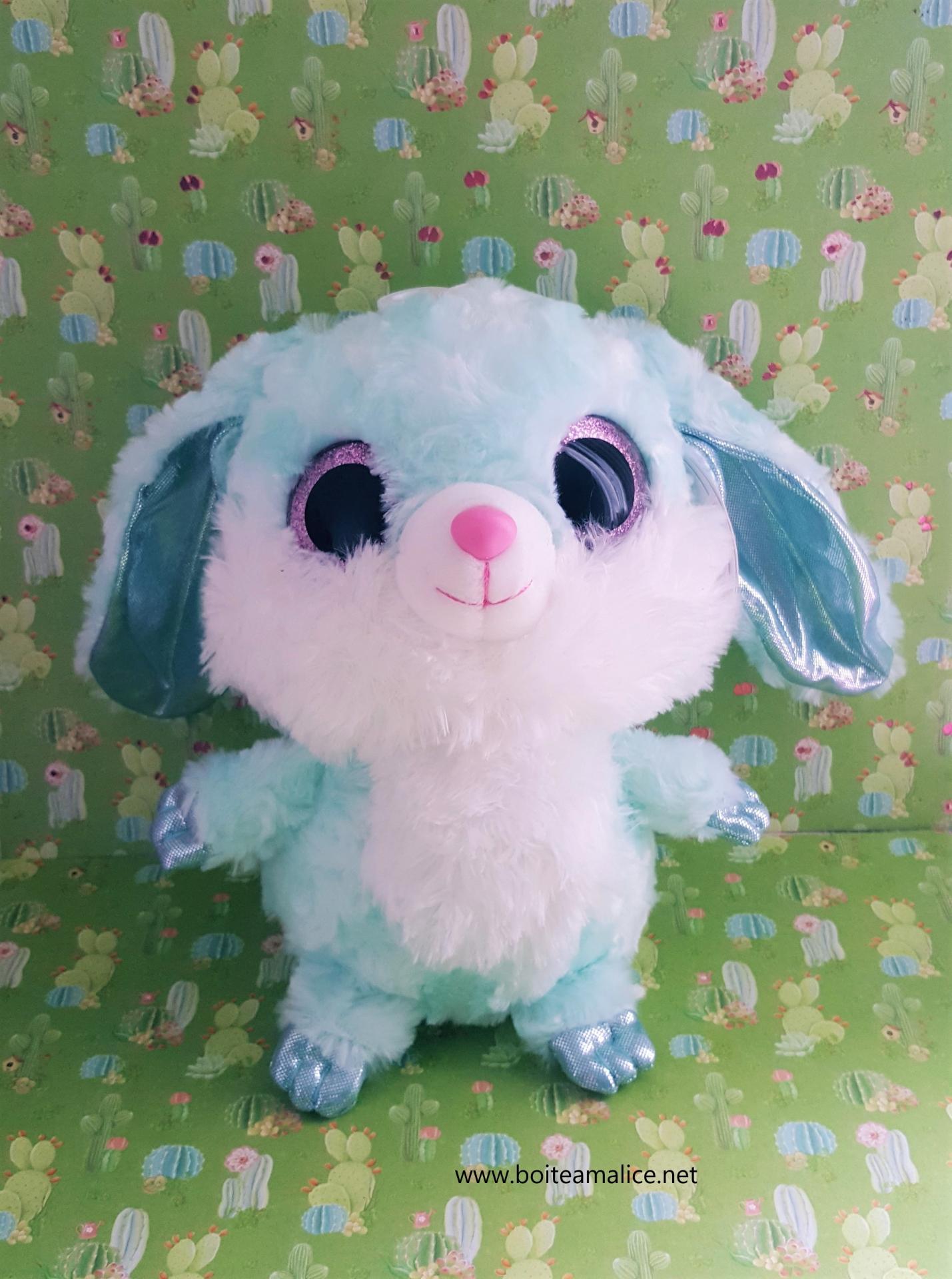 Peluche lapin jouet enfant