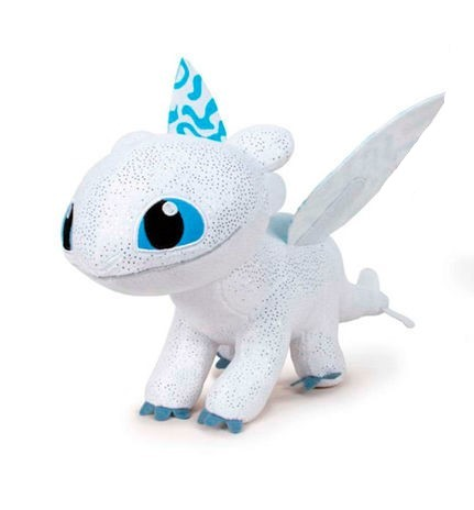 Peluche light fury