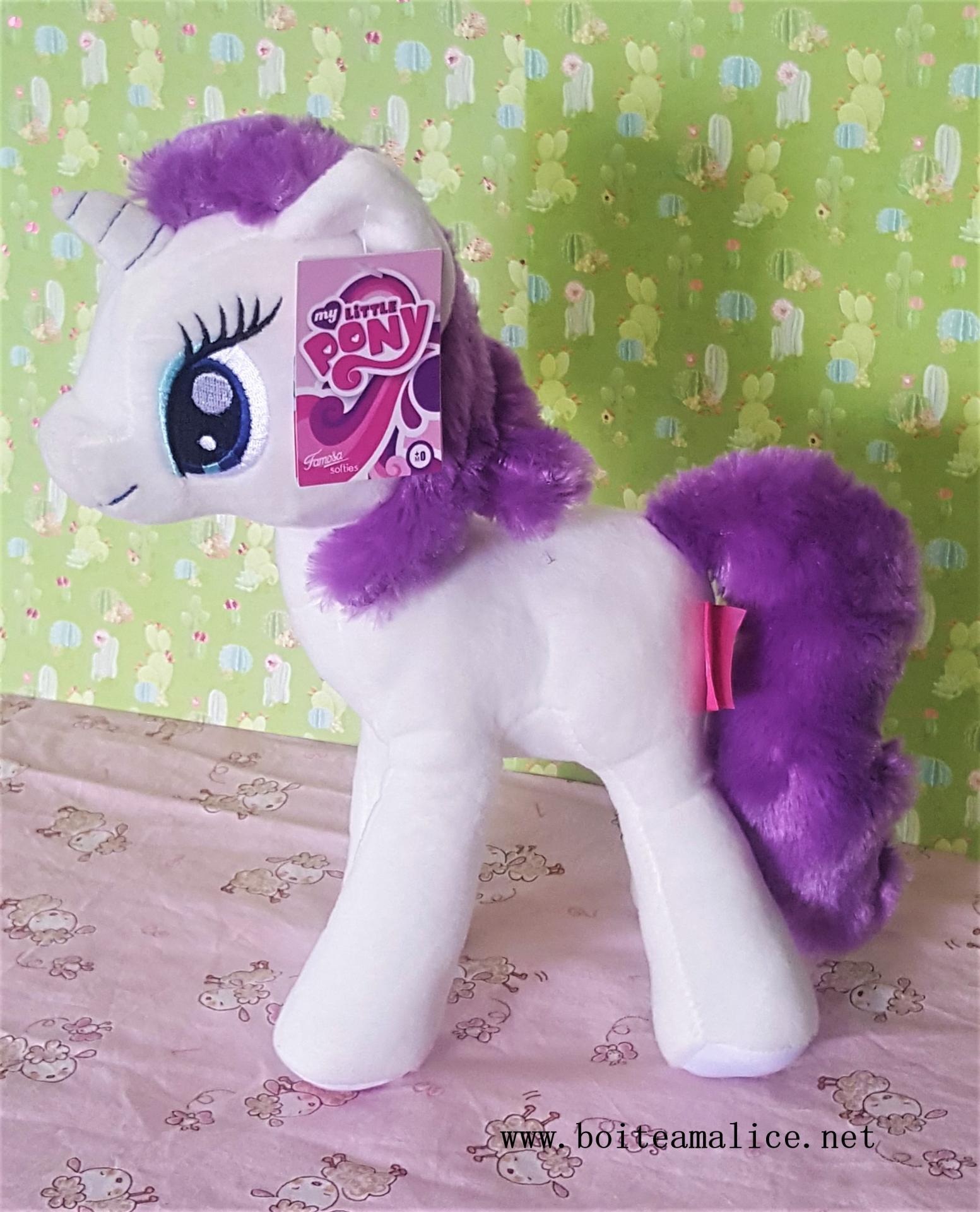 Peluche my little pony 2