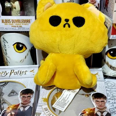 Peluche pattenrond chat harry potter