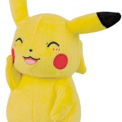 Peluche pikachu 3