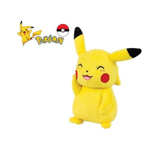 Peluche pikachu pokemon