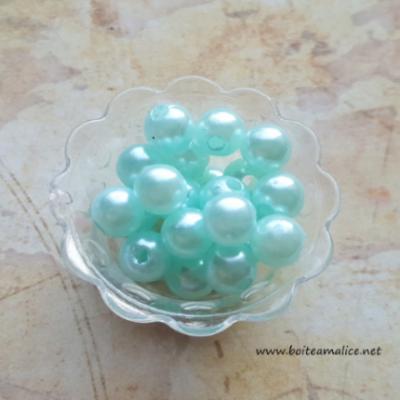 Perles acryliques 1