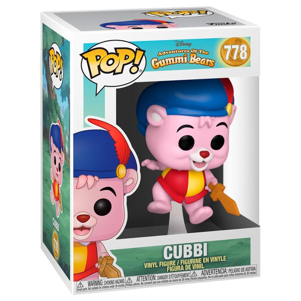 Pop cubbi gummi bears