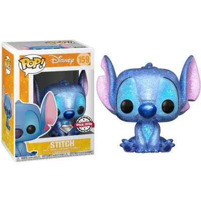 Pop disney stich exclusive glitter