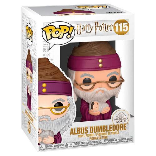 Pop dumbledore avec bebe harry