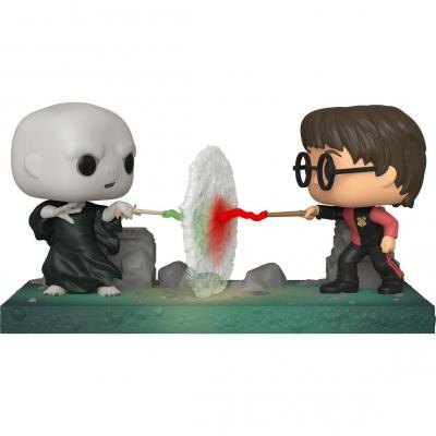 Pop harry potter harry vs voldemort
