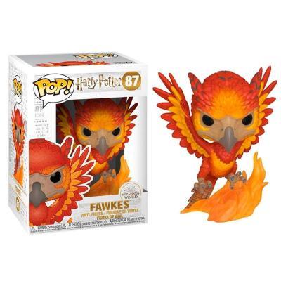 Pop harry potter phoenix