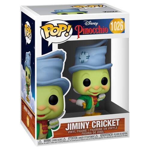 Pop jiminy cricket disney pinocchio