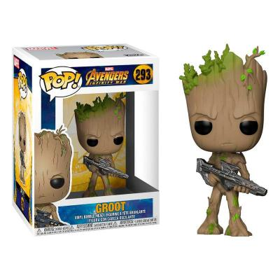 Pop marvel groot
