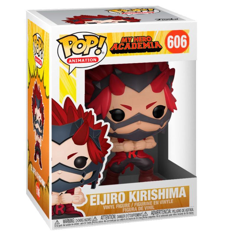 Pop my hero academia kirishima funko
