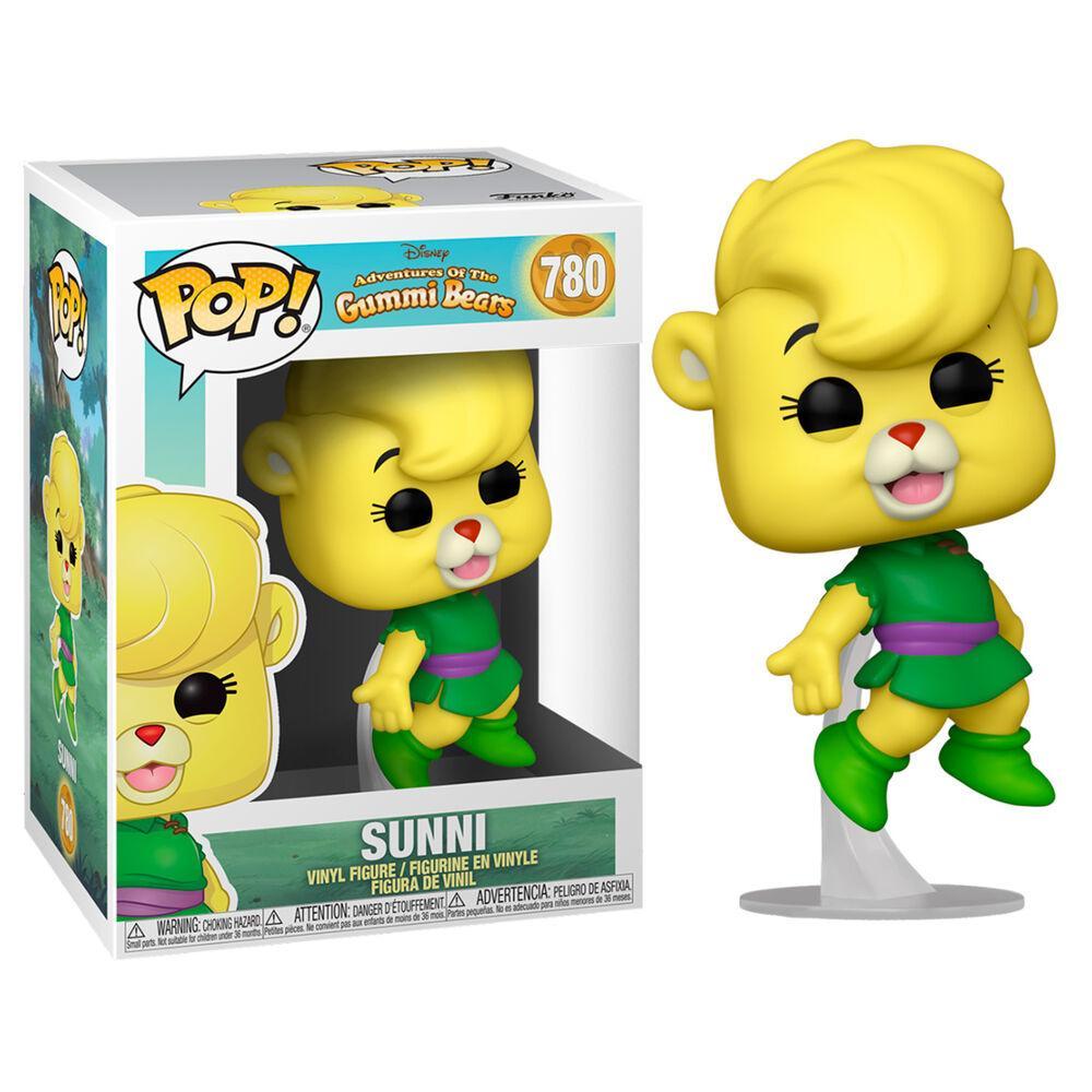 Pop sunni gummi bears
