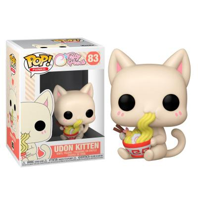 Pop tasty peach udon kitten 83