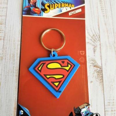 Porte cle superman dc comics