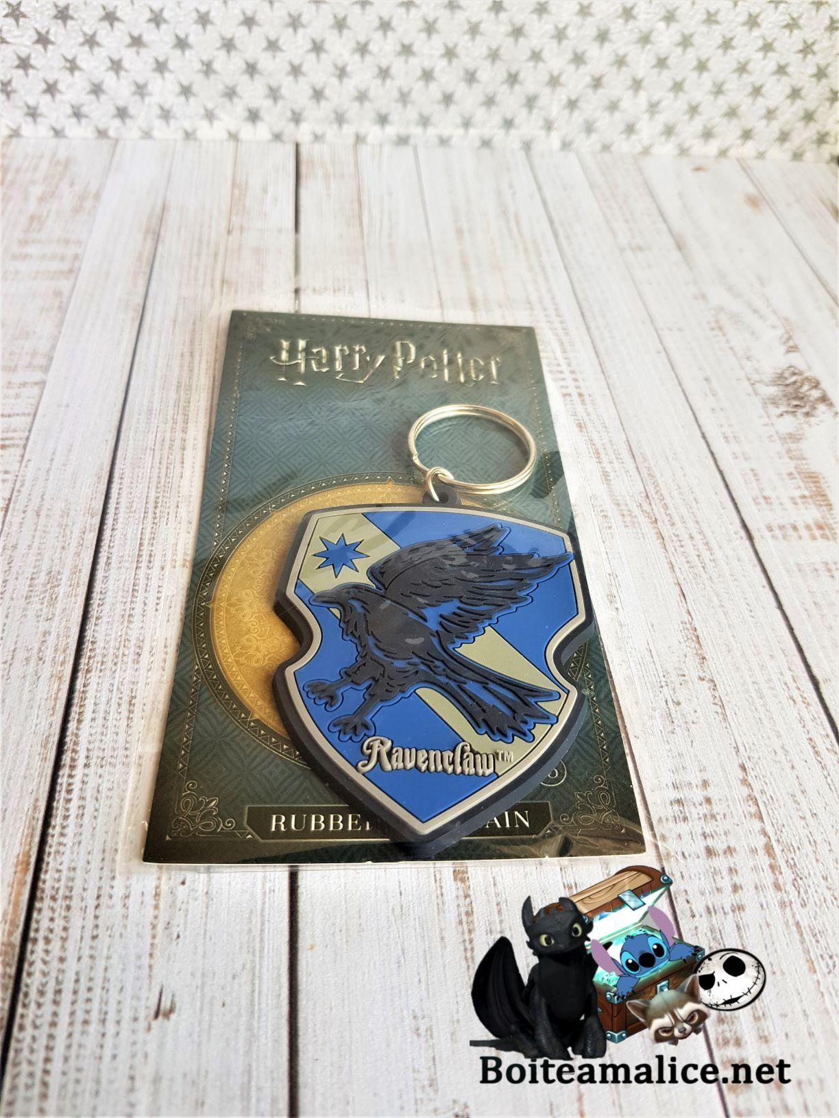 Porte cles harry potter ravenclaw