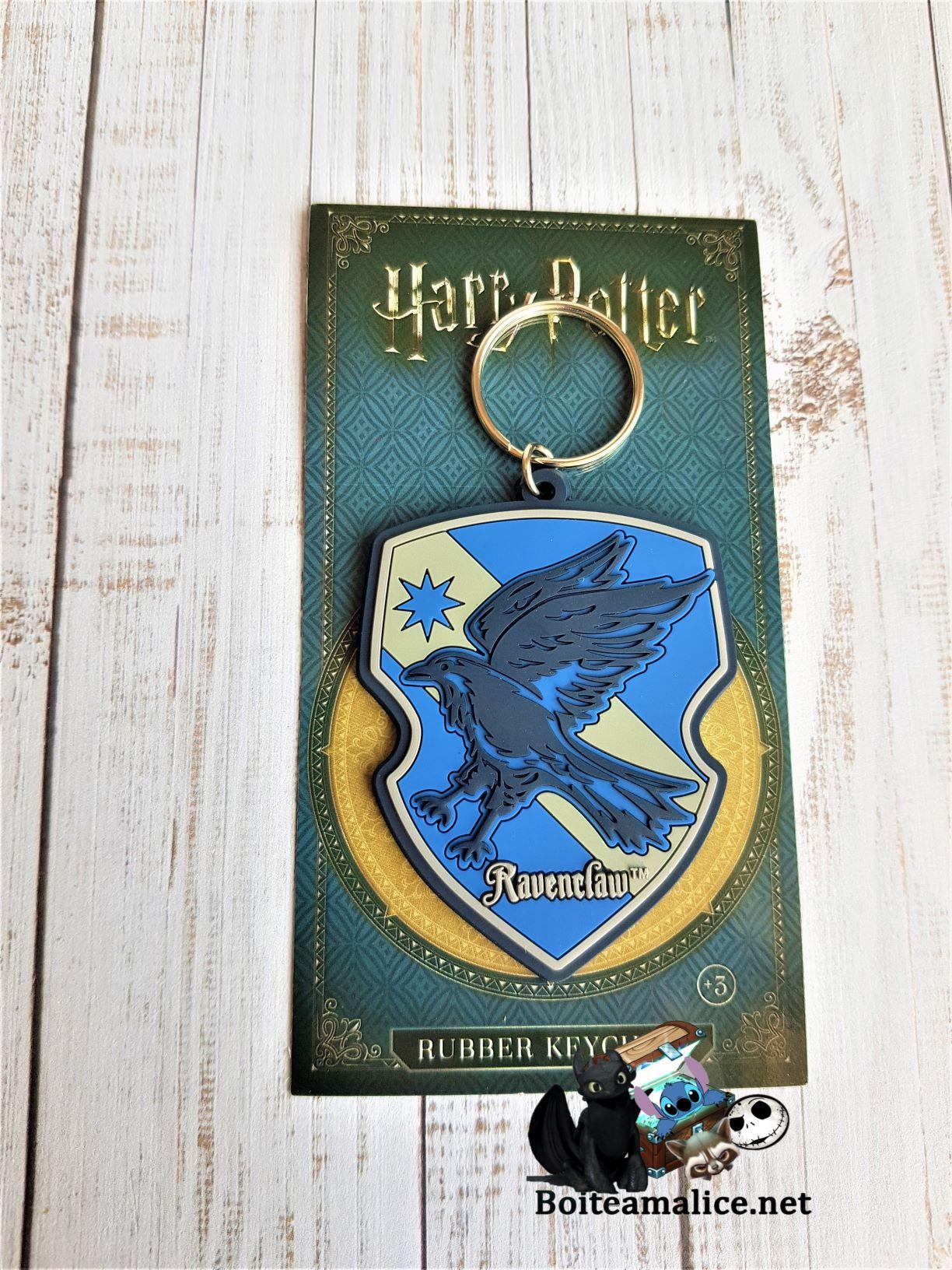 Porte cles harry potter serdaigle