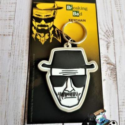 Porte cles heisenberg breaking bad