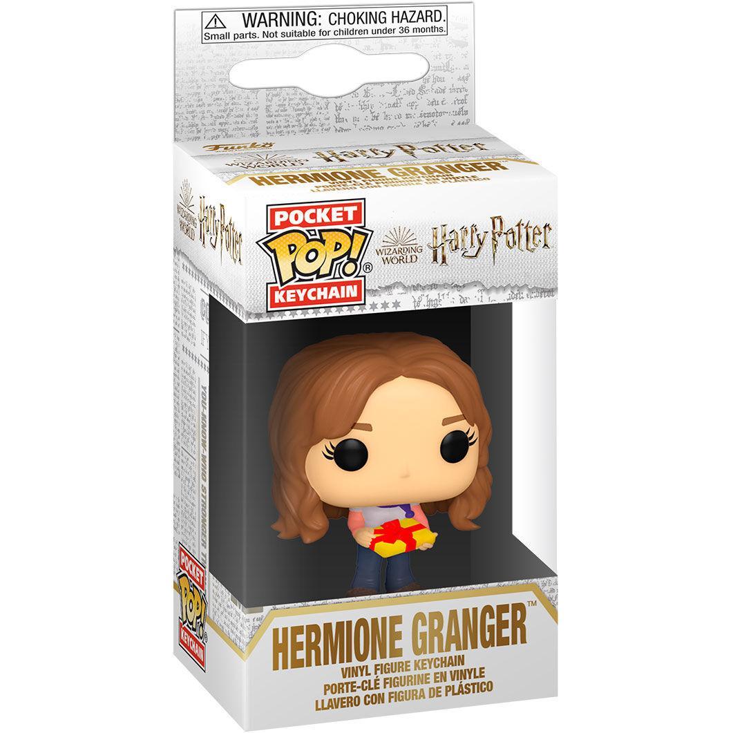 Porte cles hermione funko pop