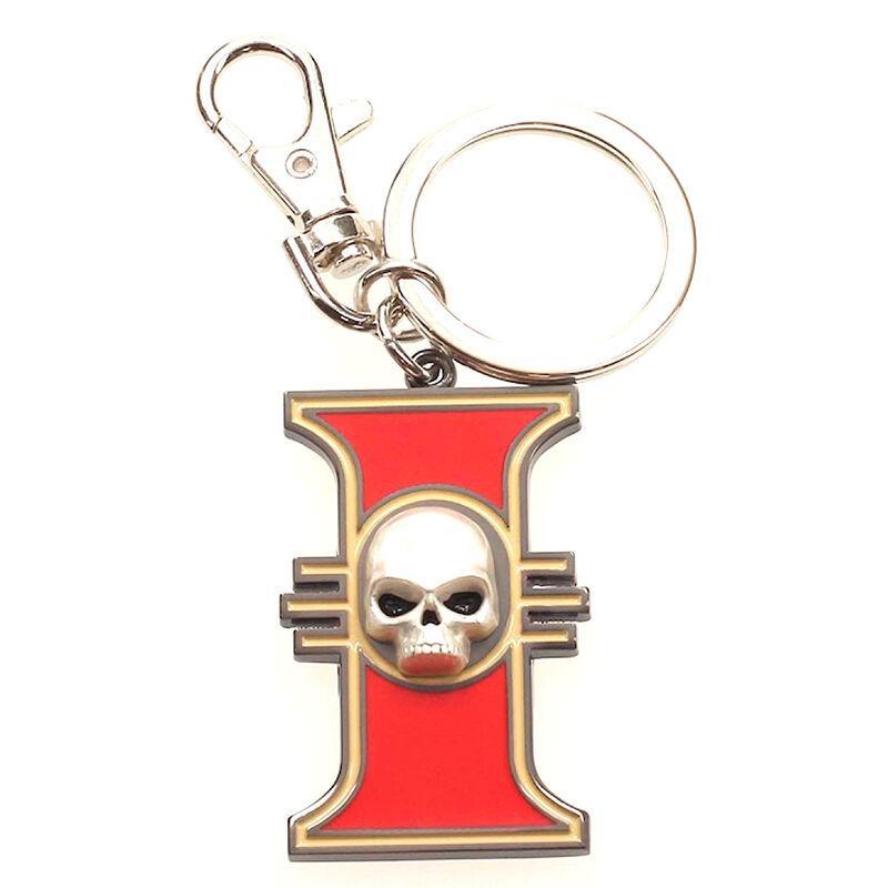 Porte cles inquisition emblem warhammer 40k