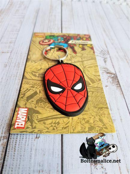 Porte cles marvel spiderman