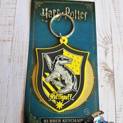 Porte cles poufsouffle harry potter p