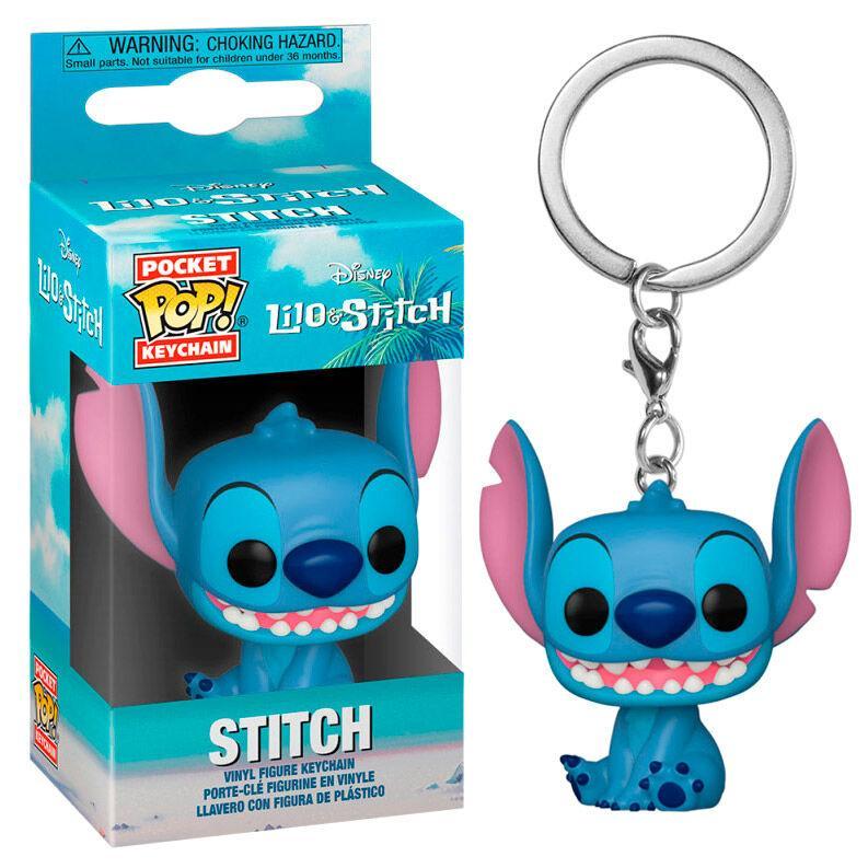 Porte cles stitch disney