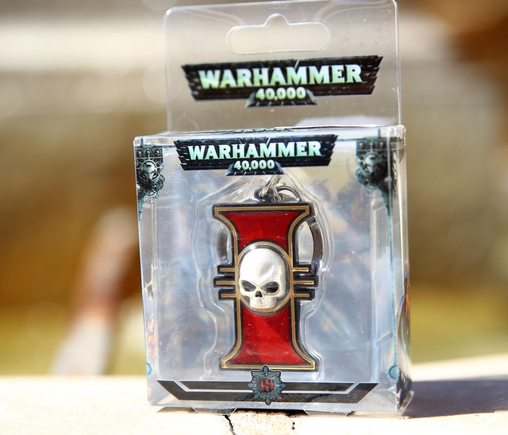 Porte cles warhammer 40k