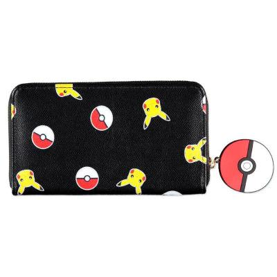 Porte feuille pikachu