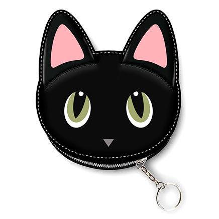 Porte monnaie chat 1